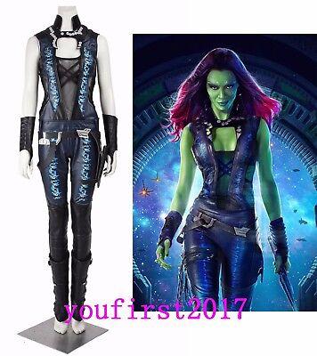 - Gamora Kostüm Guardians Of The Galaxy