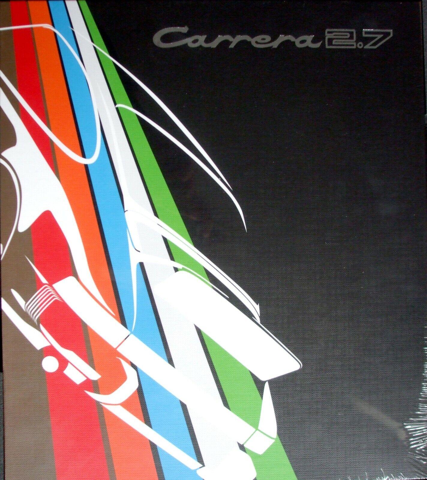 Ryan Snodgrass ~ Porsche CARRERA 2.7 RS Lives on MFI 911 ~ NEW Limited 20/2500