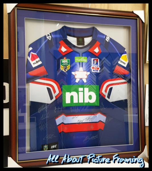 Custom Picture Framing Jerseys Posters Photos Medals Picture
