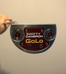 Scotty Cameron GoLo 5 LH Putter