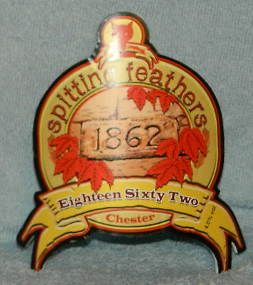 Spitting Feathers 1862 Curved Pump Clip Front