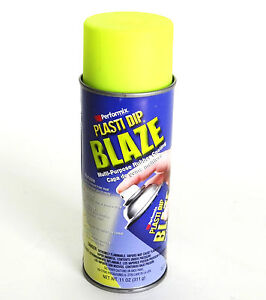 yellow 11oz plasti dip rubber coating spray paint can jdm style ek eg. Black Bedroom Furniture Sets. Home Design Ideas