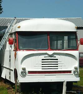 MOTOR HOME CONVERTED COMAIR BUS BOTH FUEL V8  NSW 2484 Murwillumbah Tweed Heads Area Preview