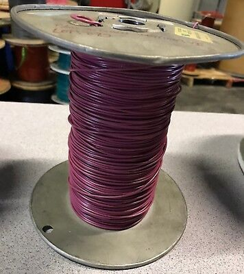 20 Awg Wire Ul10071569 Violet 40ft 0.025ft