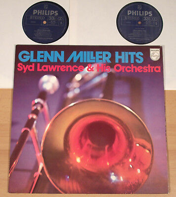 SYD LAWRENCE & ORCHESTRA - Glenn Miller Hits  (PHILIPS CLUB / 2LP / NEAR MINT)