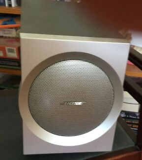 Bose speakers for PC or Mac