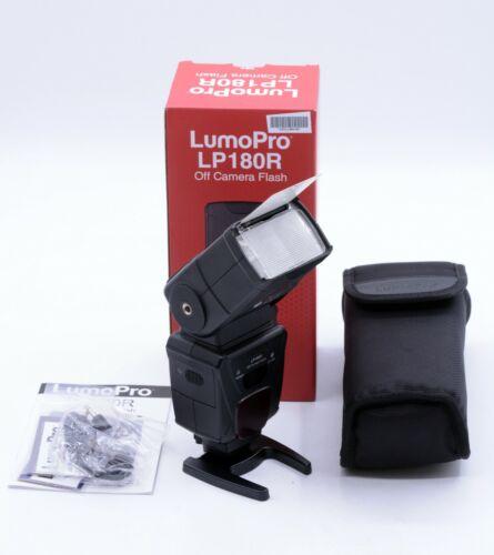 LUMOPRO LP180R OFF CAMERA FLASH