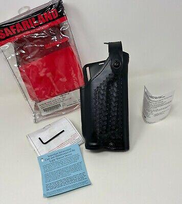 Safariland 6280 Sls Level 2 Basket Weave Duty Holster Rh Beretta 92 F W Light