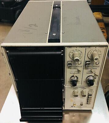 Hewlett Packard Hp 7402a Recorder
