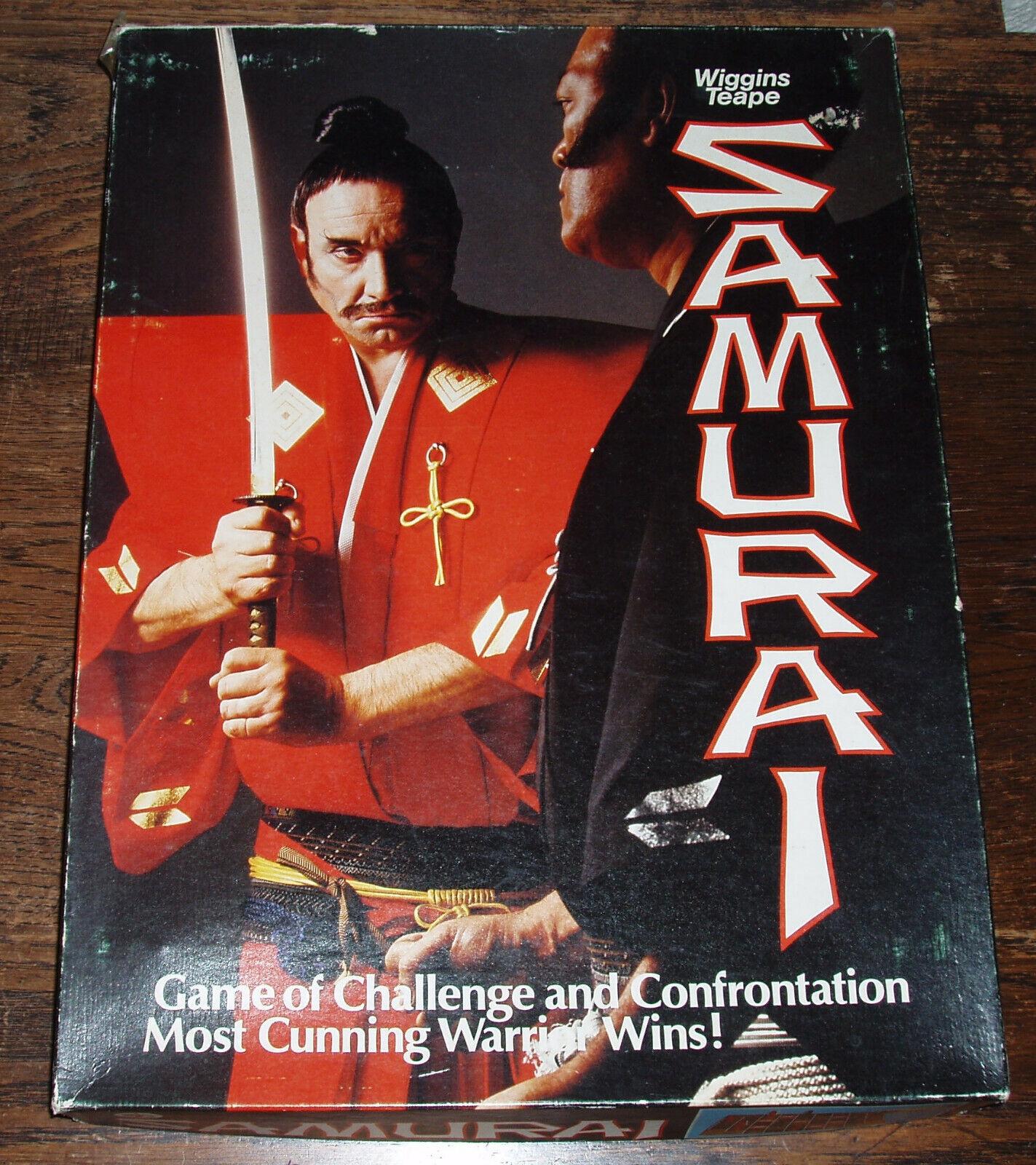 Samurai - strategy game