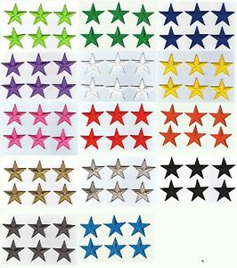 LOT-6-ECUSSON-PATCH-PATCHE-THERMOCOLLANT-ETOILE-4-5-X-4-5-CMS-COULEUR-AU-CHOIX