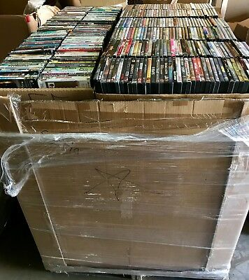 1000 DVD Movies Lot Wholesale Bulk 1000 DVDS ALL MOVIES OVER $10K RETAIL VALUE!