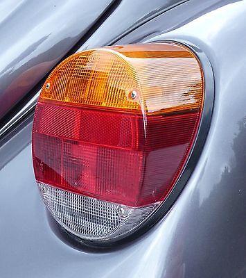 VW Käfer Rückleuchte Elefantenfuß Serie HELLA mit TÜV 020-449405