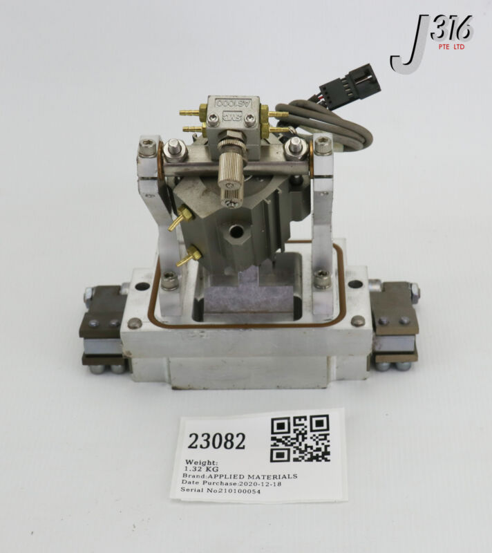 23082 Applied Materials 5000 Etch Slit Valve Assy, D-a80, 0090-09006 0010-70191