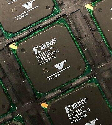 Xilinx Xcv1600e-7fg900c Ic Fpga 700 Io 900fbga New