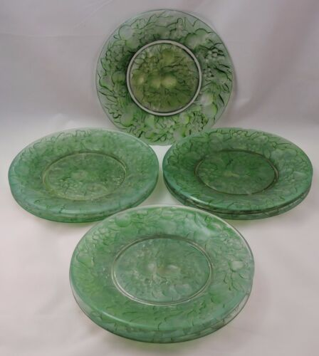 CONSOLIDATED PLATES GLASS MARTELE  FIVE FRUITS 1920