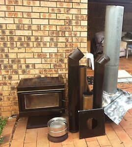 Fireplace and Flue Ingleburn Campbelltown Area Preview