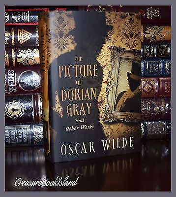 Picture of Dorian Gray & Other Works by Oscar Wilde Brand New Hardcover Rare