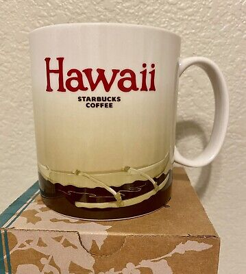 Starbucks Mug Hawaii 2011