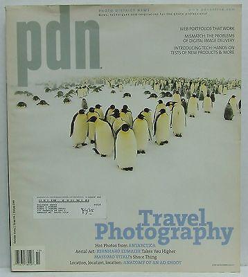 Photo District News Pdn Magazine Travel Photography Antarctica October 2004 Rare