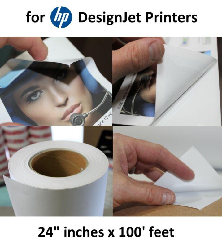 Wall+Fabric+PVC-Free+Adhesive+24%22+x+100%27+for+HP+DesignJet+Inkjet+Printers