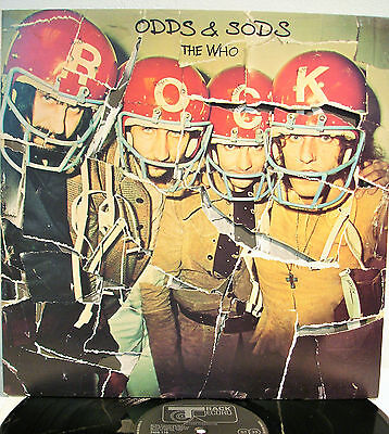 """(LP) The Who """"Odds & sodds"""" 1st UK 1974, Track Polydor  Ex online kaufen"""