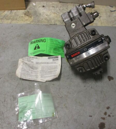 Bosch Rexroth 0513500218 Variable Vane Pump 0513R18C3VPV32SM21HZB03 Damage NWOB
