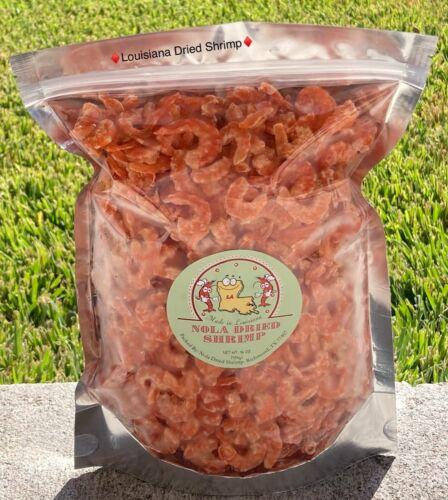 Dried Shrimp size Small(Louisiana). Free shipping via USPS PRIORITY