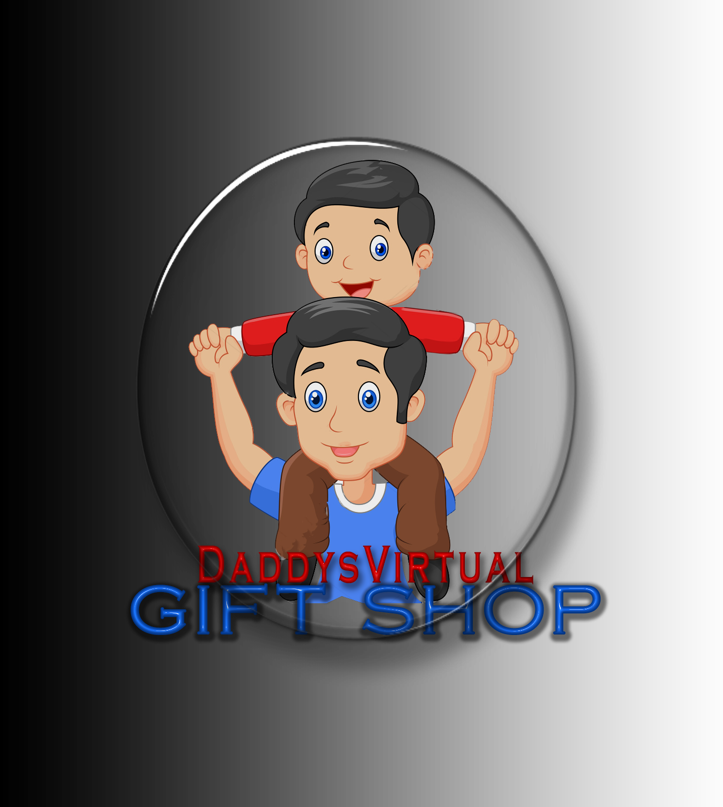 Daddy's Virtual Gift Shop!