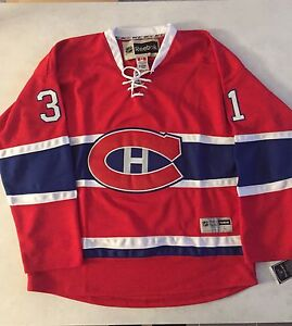 Carey Price #31 Montreal Canadiens Jersey