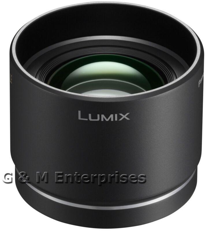 New Panasonic DMW-GTC1 2.0x Tele Converter For Lumix H-PS14042 Lens- U.S. Seller