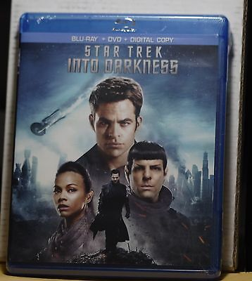 Star Trek Into Darkness (Blu-ray + Dvd + Digital Hd) 1