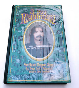 Three Dog Nightmare : The Chuck Negron Story RARE FIRST EDITION WITH 3D COVER