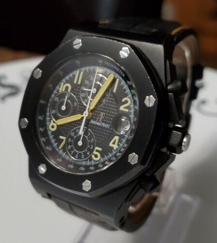 Rare AP Audemars Piguet Royal Oak Off Shore End of Days Wristwatch - watch picture 1