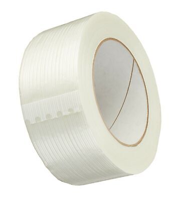 T.r.u. Fil-795 Filament Strapping Tape 2 In. Wide X 60 Yds. 4 Mil Pack Of...