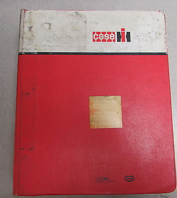 Case 1270 After Sn8736001 1370 After Sn8727601 Tractor Service Manual 9-76426