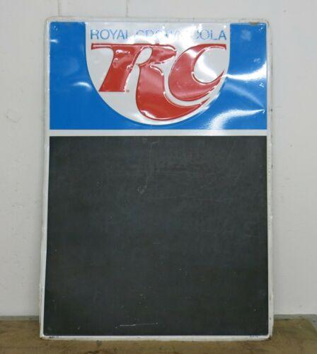 Vintage Royal Crown Cola Chalkboard Sign
