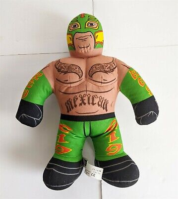 WWF WWE WRESTLING REY MYSTERIO WRESTLING BRAWLIN BUDDY WORKS