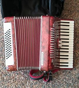 Excelsior 'Accordiana' 48 Bass Accordion Hinchinbrook Liverpool Area Preview