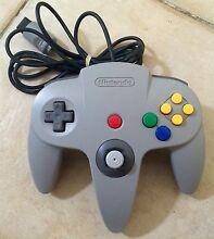 Nintendo 64 N64 Controller and rumble pak Highbury Tea Tree Gully Area Preview