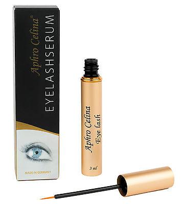 Aphro Celina ® Eyelashserum, Wimpernserum 3ml, Wimpernverlängerung