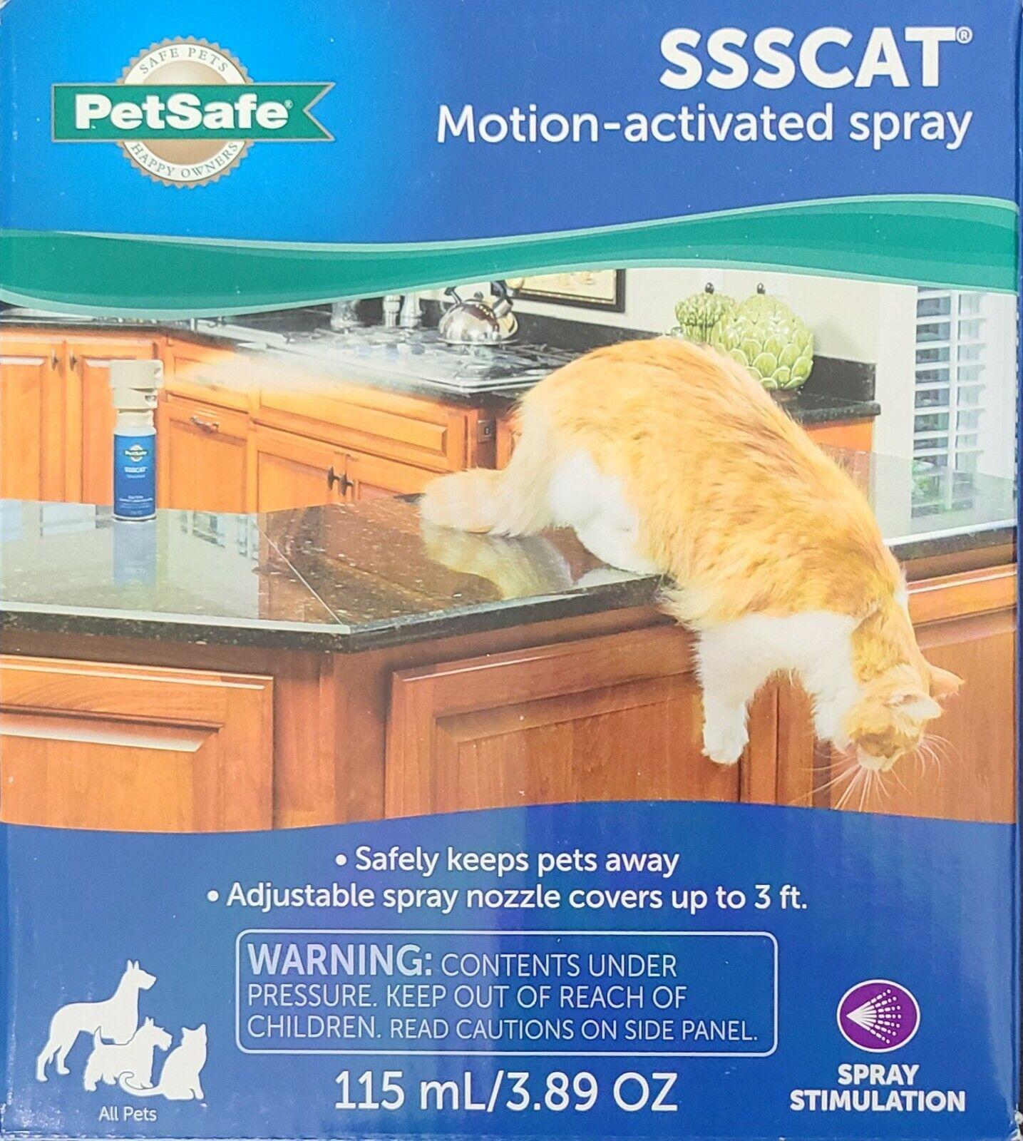 PetSafe SSSCat Motion Activated Spray Deterrent - $28.75