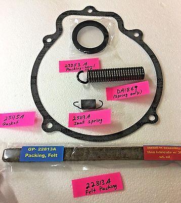 John Deere Plow Clutch Trip Rebuild Kit 44 55 4b 4d 51 52 56 22 101 555 F610 620