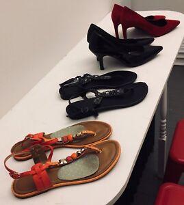 Size 8.5 Heels & Flip Flops