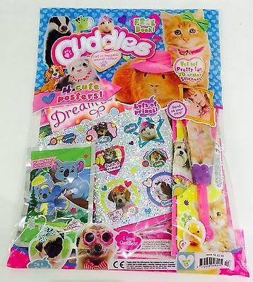 Cuddles Magazine #13 With AMAZING FREE GIFTS! (BRAND NEW!)
