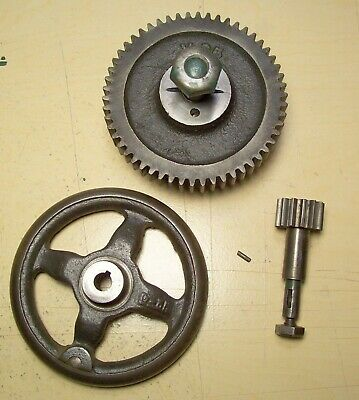 Oliver Lathe Gear Set