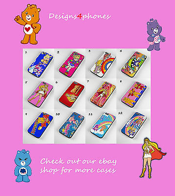 RETRO CARTOON IPHONE CASES TO FIT 4s 5s 5c 6s 6/7 PLUS. ALL iPods **FREE GIFT**