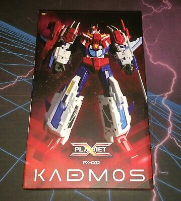 Transformers Planet X Kadmos Third Party Star Saber Victory PX-C02