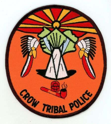 Crow Tribal Police Department Montana