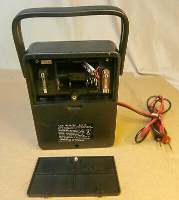 Micronta 21-range Multitester 22-210 W Audible Continuity Indicator Working